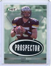 "2001 SAGE HIT #P2 DREW BREES ""PROSPECTOR"" EMERALD ROOKIE CARD RC #864/999 SAINTS"