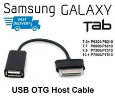 Hembra de 30 Pines a USB Adaptador OTG Cable Para Samsung Galaxy Tab 2 10.1 Tablet PC