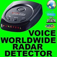 Voz coche radar/laser/camera / GATSO Detector en todo el mundo