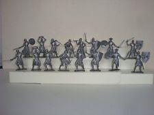 Jecsan 60 mm Crusaders / Knights - 2 Sets of 8 Poses