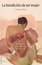 LA BENDICION DE SER MUJER (Spanish Edition)-ExLibrary