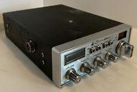 Vintage Cobra 40 Channel CB Radio Mobile Transceiver Model 25GTL UNTESTED