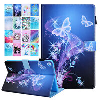 For Samsung Galaxy Tab A 8.0'' SM-T290 T295 2019 Tablet Case Leather Flip Cover