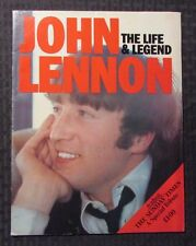 1980 JOHN LENNON Life & Legend Sunday Times Tribute Magazine FN- 5.5 Beatles