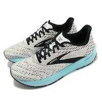 Brooks Hyperion Tempo White Blue Mens Road Running Shoes Runner 110339-1D-129