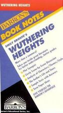 Barron's Book Notes: Emily Bronte's Wuthering Heights by Carey (1984, Paperback)