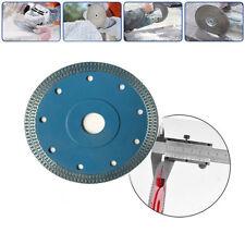 115mm 4.5'' Turbo Diamond Cutting Disc Saw Grinder Blade Tile Ceramic Stone US