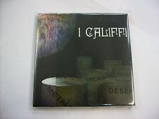 CALIFFI - FIORE DI METALLO - CD VINYL REPLICA NUOVO SIGILLATO BTF