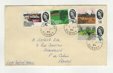 FDC England Angleterre enveloppe timbre 1er jour 1964 / B5fdc
