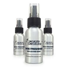 Shoe Freshener Spray - Shoe Sanitizer and Deodorizer, with Leather Scent
