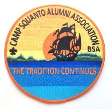 Seven Rivers MA Squanto Lot of 2 District PPs  BSA  #029 Old Colony Council