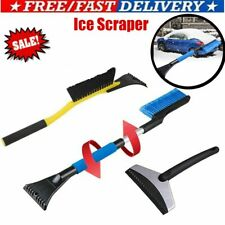 "All Vehicle Car Truck SUV Windshield Protector Superio Car Snow Brush with Ice Scraper 24/"" Auto Ice Scraper and Snow Brush Eva Foam Comfort Grip on Aluminum Handle"