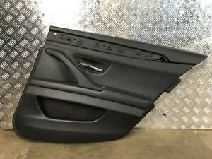 BMW 5 Series F10 F11 Rear Right Interior Door Card Trim Cover Panel 1777776