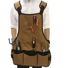 Work Shop Apron 600D Oxford Material Men Women Multifunction Tool Waterproof