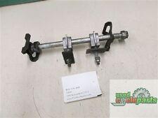 2009 Kawasaki Ninja EX 250 J- Free USA Shipping-rear axle spindle & adjusters