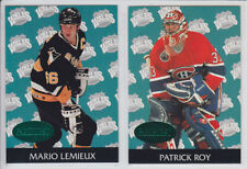 1992-93 PARKHURST EMERALD ICE #361-500 PARALLEL STAR ROOKIE RC FINISH SET U PICK