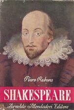 SHAKESPEARE - Rebora Piero, Shakespeare