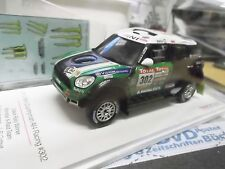 MINI BMW Countryman All4 Sieger Rallye Paris Dakar 2012 Peterhansel Mo TSM 1:43