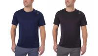NEW Reebok Men's Speedwick Active Short Sleeve Tee