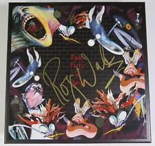 "Roger Waters PINK FLOYD Signed Autograph ""The Wall"" Immersion 7 Disc Box Set  LP"