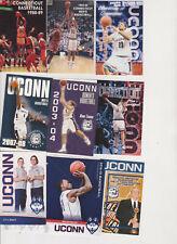 11 Connecticut Huskies sports schedules 10 Basketball /Diana Trurasi/Jim Calhoun