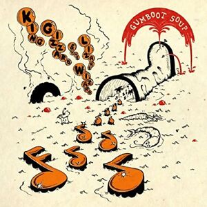 King Gizzard and The Lizard Wizard - Gumboot Soup [CD]