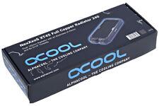 Alphacool NexXxoS XT45 Full Copper 240mm Radiator 4250197141642
