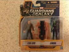 Guardians Of The Galaxy Star-Lord & Gamora Action Figures 2 Pack