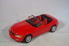SCHUCO BMW Z3 CABRIOLET RED MINT CONDITION