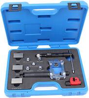 Bördelgerät Bördelwerkzeug Bremsleitung hydraulisch bördeln Spezial Werkzeug Set