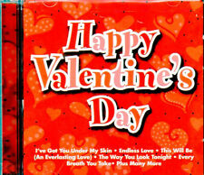 HAPPY VALENTINE'S DAY: CLASSIC LOVE SONGS & CLASSICAL MUSIC: VALENTINES GIFT CD!