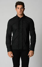 Cheap Mondays Frisco Shirt- Black
