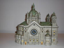 Cathedral Of St. Paul (Patina Dome Edition) by Dept. 56*Collectors Item
