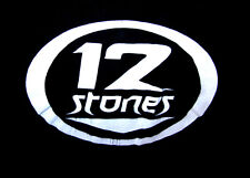 12 STONES juniors small T shirt Christian post grunge rock Louisiana band OG