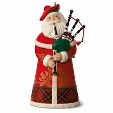 Hallmark 2017 Scotland Santa Santas From Around the World KOC Exclusive MIB
