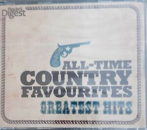 ALL TIME COUNTRY FAVOURITES GREATEST HITS - 3 CD Box Set - STILL SEALED