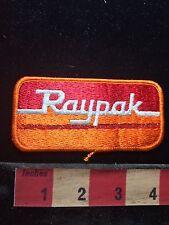 Vtg RAYPAK Swim Pool & Spa Products Patch - Advertising / Uniform 76X1