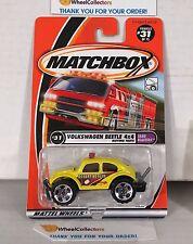 Volkswagen Beetle 4x4 #31 * Yellow * Matchbox * D30