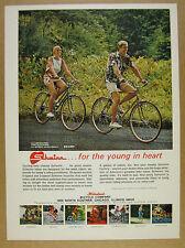 1971 Schwinn Suburban 10 Ten-speed Bike Bicycle photo vintage print Ad