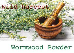 Wormwood Powder (wild harvest)