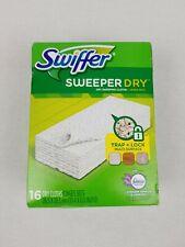 Swiffer Sweeper Dry Cloth Refill 16 ea