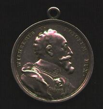 1626 Germany, medal, William V, 38mm, silver
