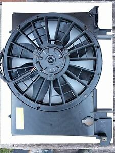 VOLVO 850 Radiator Fan and Shroud - COMPLETE Assembly - 9141249