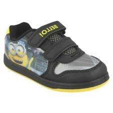 Scarpe scarpe casual neri senza marca per bambini dai 2 ai 16 anni