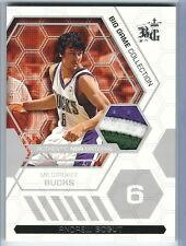 2006-2007 Topps Big Game Andrew Bogut Milwaukee Bucks Rookie Patch Card #7/25