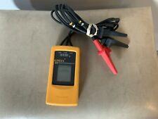 Fluke 9040 Phase Rotation Indicator Used