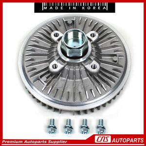 For 00-02 Dodge Ram 2500 3500 5.9L Cummins DieselTurbo Engine Cooling Fan Clutch
