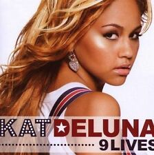 27178 //KAT DELUNA 9 LIVES CD EN TBE