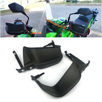 2X Hand Guard Shells Protector Kit For Kawasaki Z900 2017 Versys 650 1000 Dossy