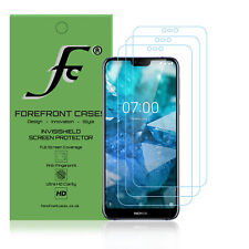 Nokia 7.1 Hydrogel Screen Protector [3 PACK] Guard Cover Film HD Clear Thin